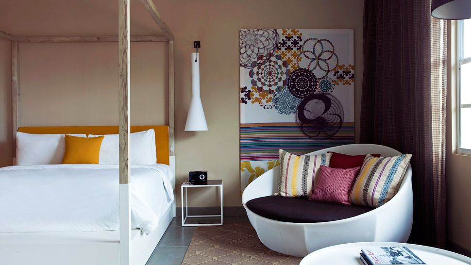 The Most Luxurious and Exquisite Hotel Bedrooms bedrooms The Most Luxurious and Exquisite Hotel Bedrooms W RETREAT SPA VIEQUES ISLAND PUERTO RICO