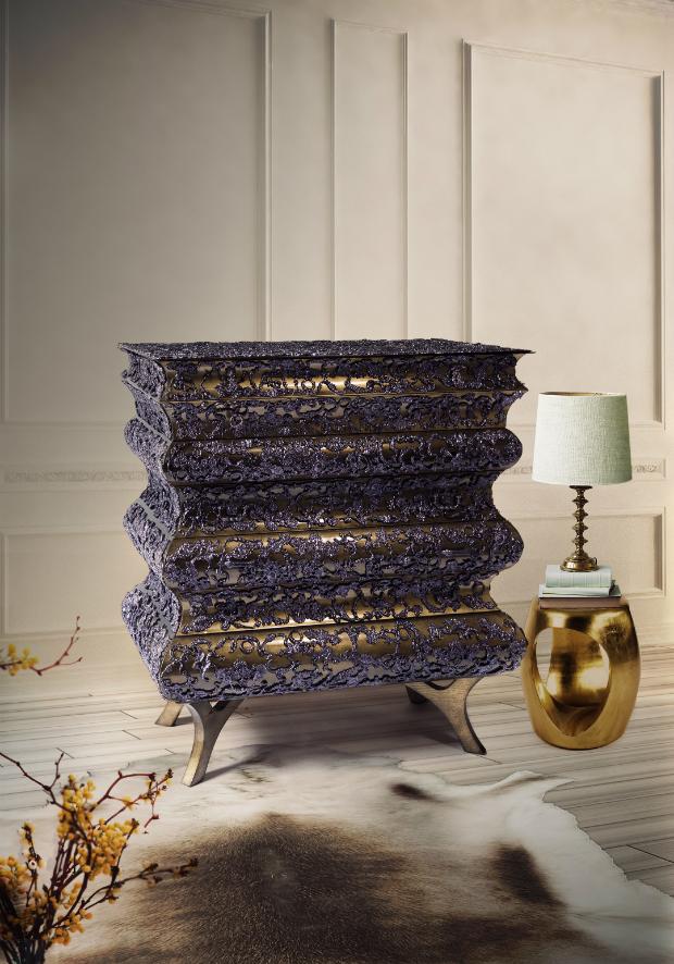 Luxury Interior Design  Luxury Interior Design crochet boca do lobo