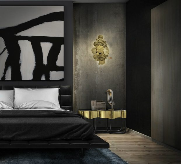 Elegance in the bedroom