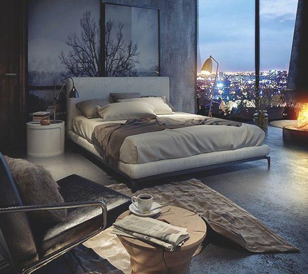 5 luxurious bedroom
