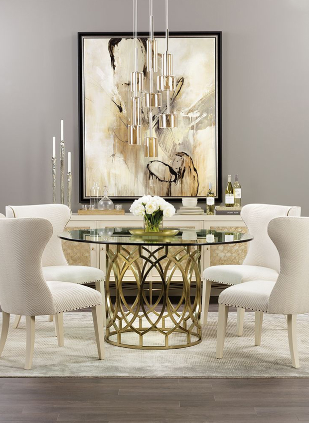 luxury dining room  Luxury Dining Rooms 5