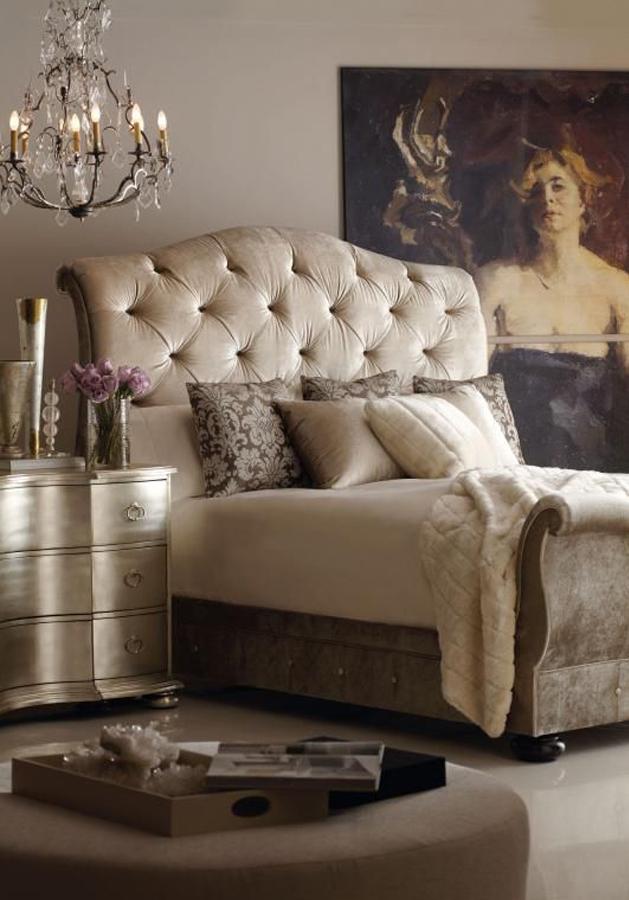 5 Luxurious Bedrooms  5 Luxurious Bedrooms Classic Bedroom Look