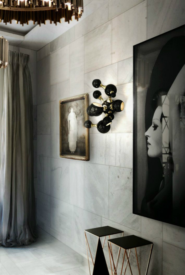 Exclusive Contemporary Wall Lamp Design  Exclusive Contemporary Wall Lamp Design atomic wall lamp
