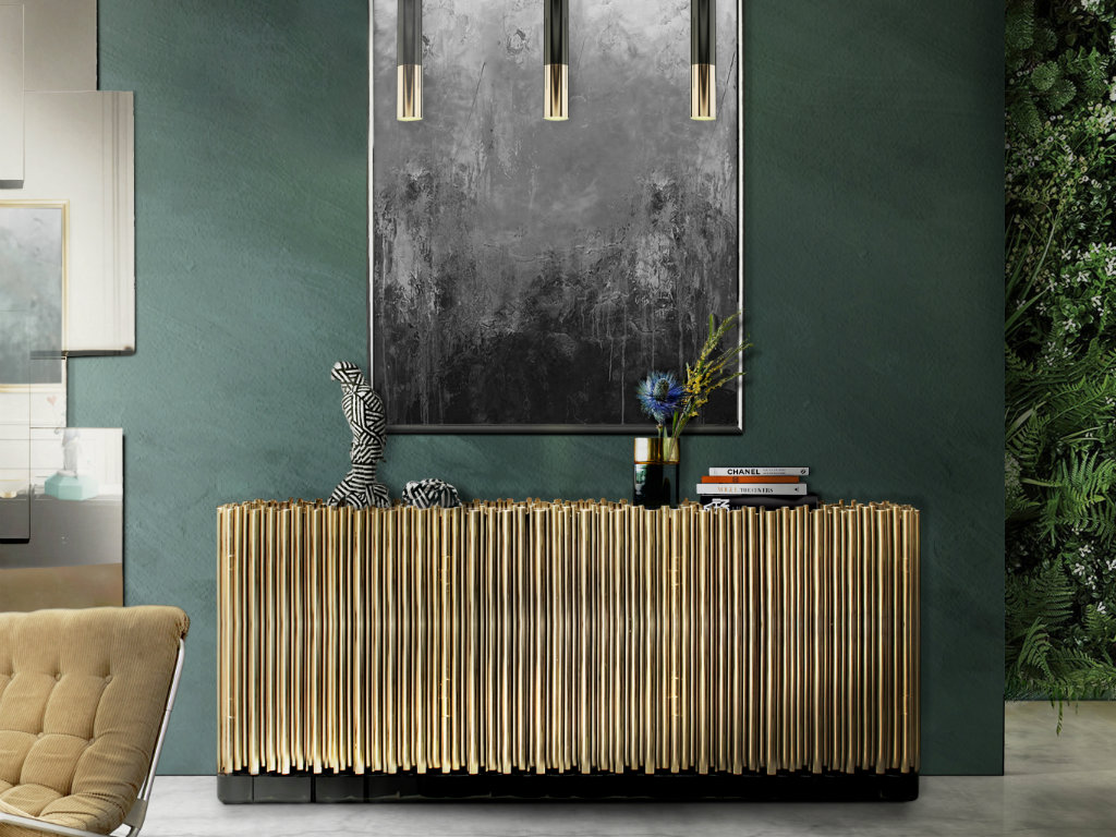 Get a Modern Luxurious Look feature symphony sideboard