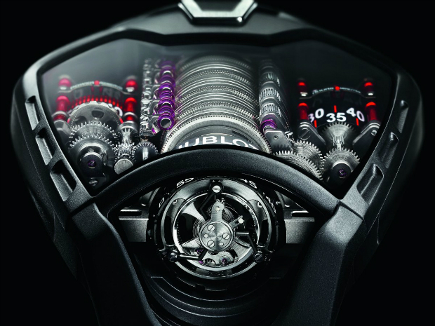 6 Exclusive and Eccentric Timepieces  6 Exclusive and Eccentric Timepieces hublot laferrari