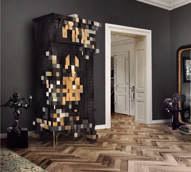 boca do lobo exclusive furniture design interior - Pixelated Interior Design