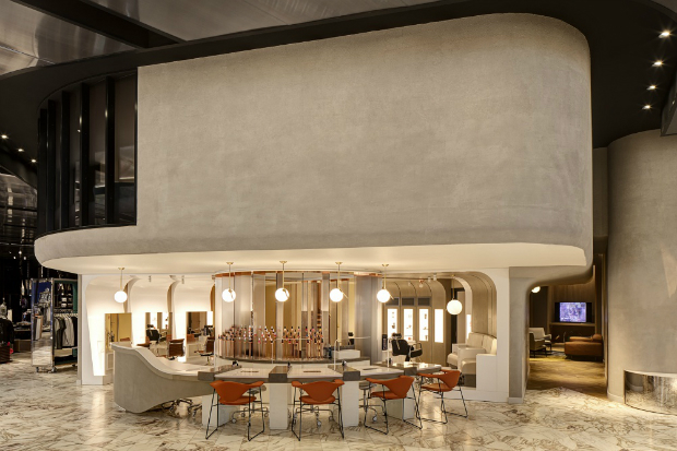 Virgil + Partners Design New Harvey Nichols Store  Virgile + Partners Design New Harvey Nichols Store HarveyNichols Birmingham 4