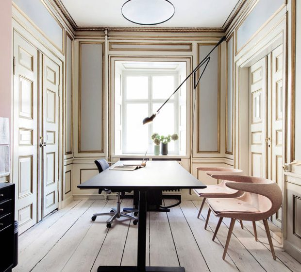 Office Inspirations - Minimal Luxury