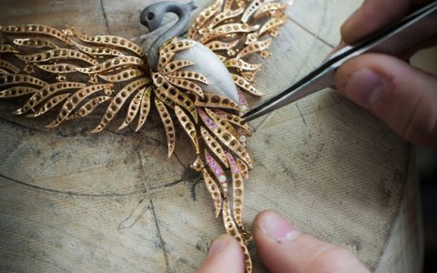 Van Cleef & Arples - The Craftsmanship Behind The Haute Joaillerie