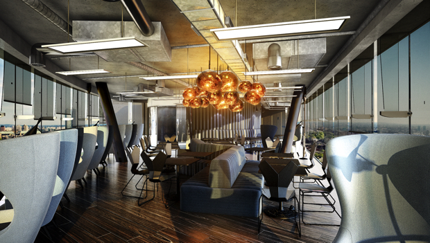 Tom Dixon Designs London Co Work Offices
