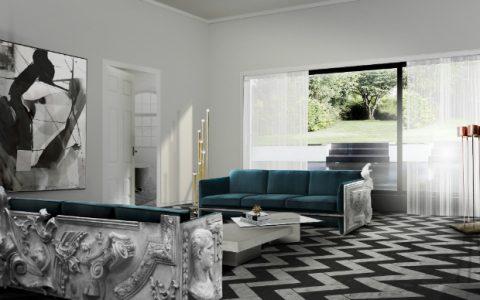 Classical Inspirations - The Versailles Sofa