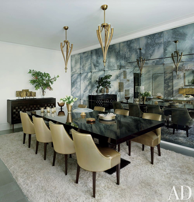 Luxury Inspirations dining room Luxury Inspirations - Dining Room Trends inspiration DavidMann DiningRoom