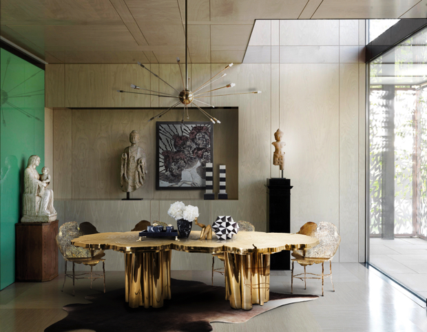 Luxury Inspirations - Dining Room Trends dining room Luxury Inspirations – Dining Room Trends inspiration fortuna