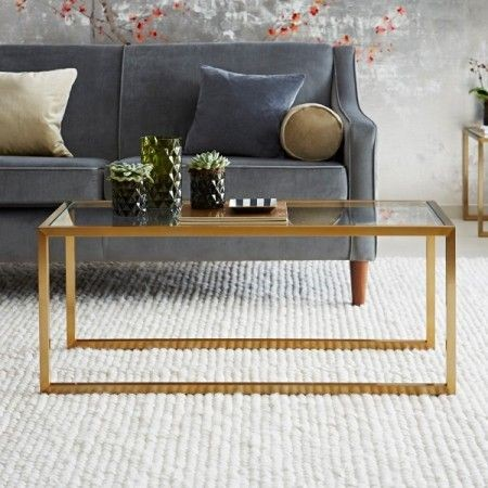 Minimalist Center table  center tables 50 Modern Center Tables for a Luxury Living Room 16
