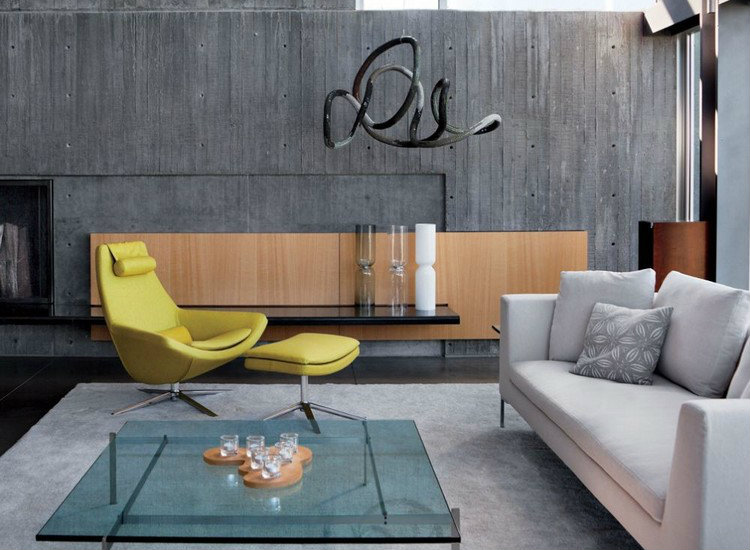 20 Modern Armchairs for a Contemporary Living Room