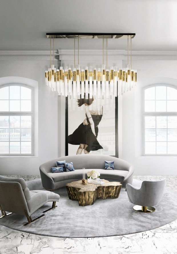 Luxury Furniture  center tables 50 Modern Center Tables for a Luxury Living Room 41
