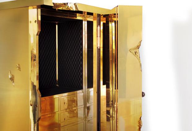 Luxury Safes Detail Luxury Safes 15 Luxury Safes for the Modern Household Boca do Lobo Millionaire detail