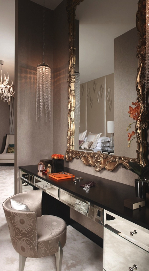 20 Contemporary Bedroom with Dressing Tables - Aussie ...