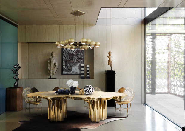 Luxurious Dining Table Luxury Tables 20 For The Modern Room Fortuna
