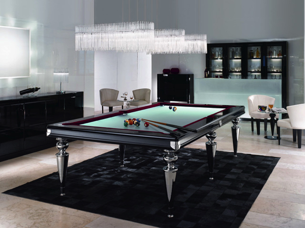 50 Playing Tables for a Modern Gaming Room modern gaming room 50 Playing Tables for a Modern Gaming Room Snooker Modern 3  20 Playing Tables for a Modern Gaming Room Snooker Modern 3