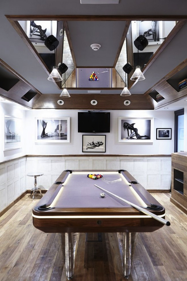 50 Playing Tables for a Gaming Room modern gaming room 50 Playing Tables for a Modern Gaming Room Snooker Modern  20 Playing Tables for a Modern Gaming Room Snooker Modern