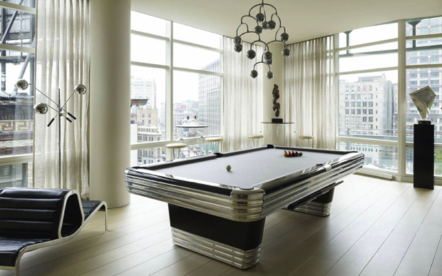 50 Playing Tables for a Gaming Room modern gaming room 50 Playing Tables for a Modern Gaming Room Snooker Retro 1  20 Playing Tables for a Modern Gaming Room Snooker Retro 1