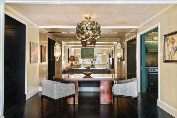 Cameron Diaz's NYC Apartment Decorated By Kelly Wearstler