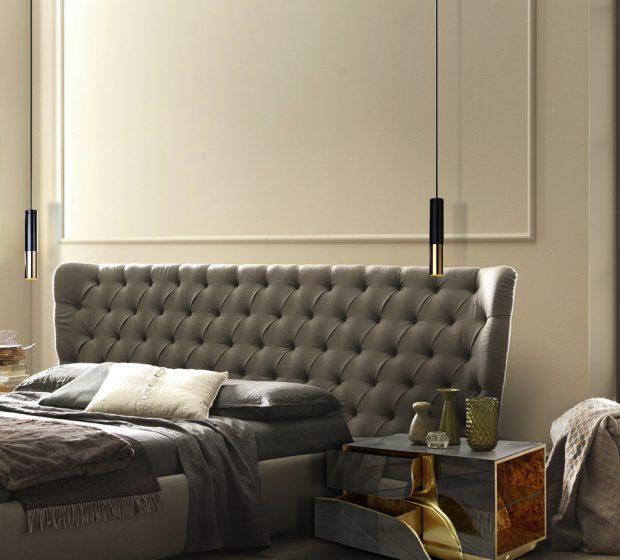 50 Modern Nightstands for a Luxury Bedroom