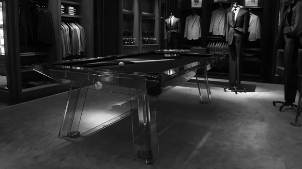 50 Playing Tables for a Gaming Room modern gaming room 50 Playing Tables for a Modern Gaming Room modern billiard table ralph lauren  20 Playing Tables for a Modern Gaming Room modern billiard table ralph lauren