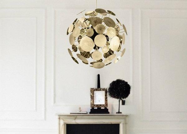 modern chandelier chandeliers 20 Modern Chandeliers – Luxury Inspiration newton lamp