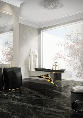 bathroom design 10 Black Luxury Bathroom Design Ideas 10 BLACK LUXURY BATHROOM DESIGN IDEAS 2