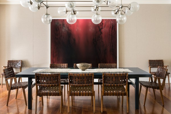 Design Inspirations by Commune Design for Dining Rooms