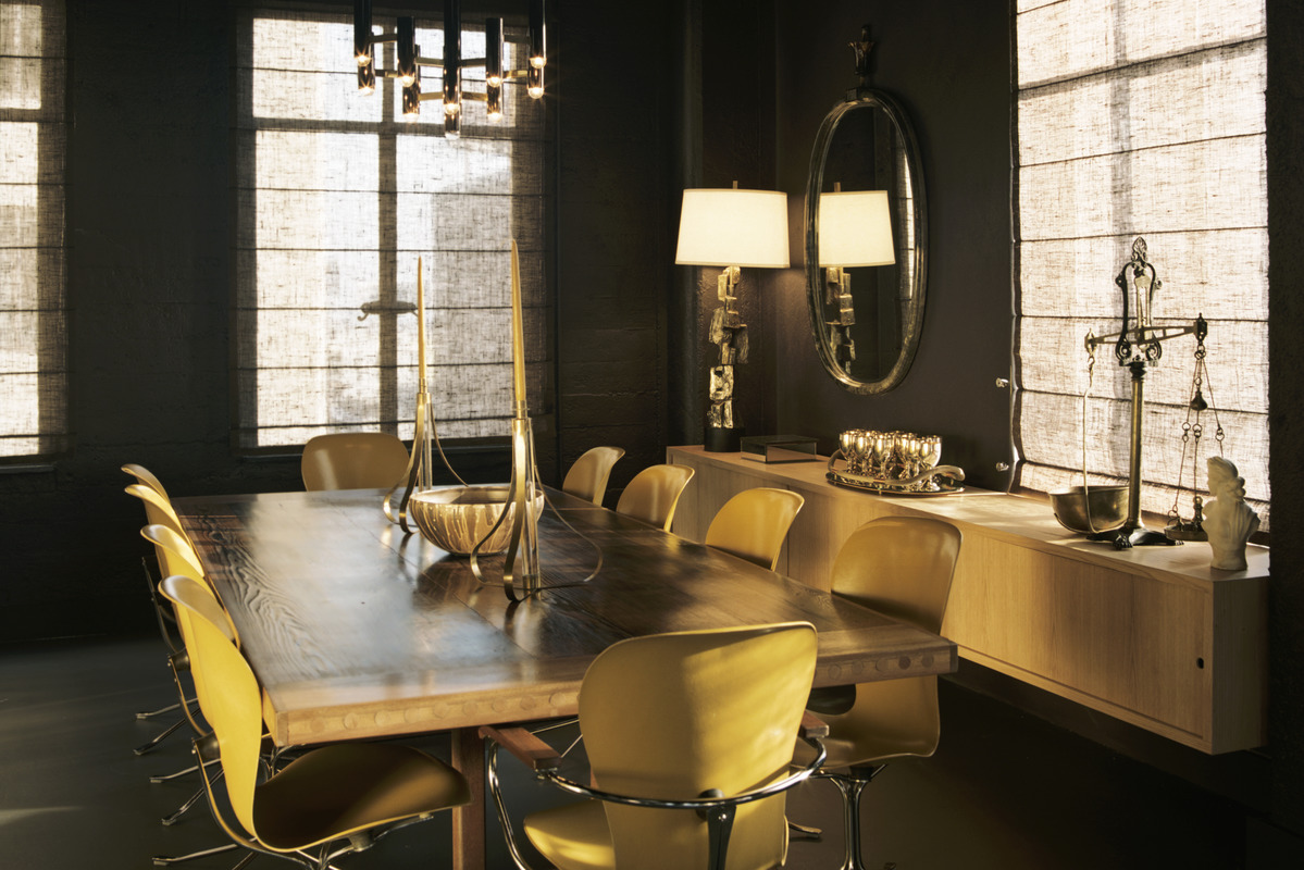 design inspirations for dining rooms by commune design