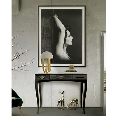 Black console table black console 7 Black Consoles for the Elegant Household soho console black 04