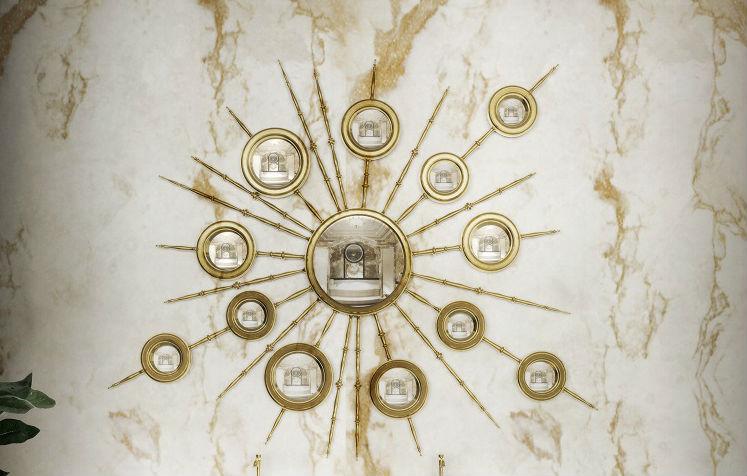 Apollo Mirror by Boca do Lobo 2 Bathroom Mirrors Top Luxury Bathroom Mirrors Apollo Mirror by Boca do Lobo 2
