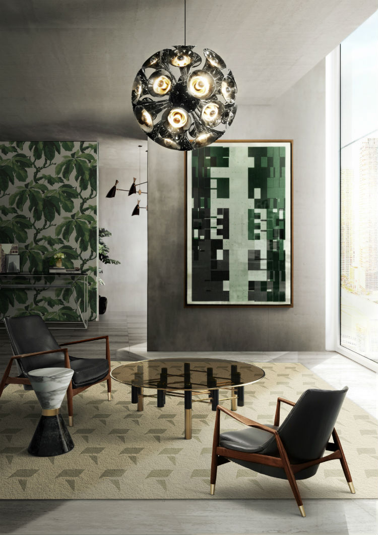 Decorating with green details green accents How to Decorate with Green Accents Decorating with green details