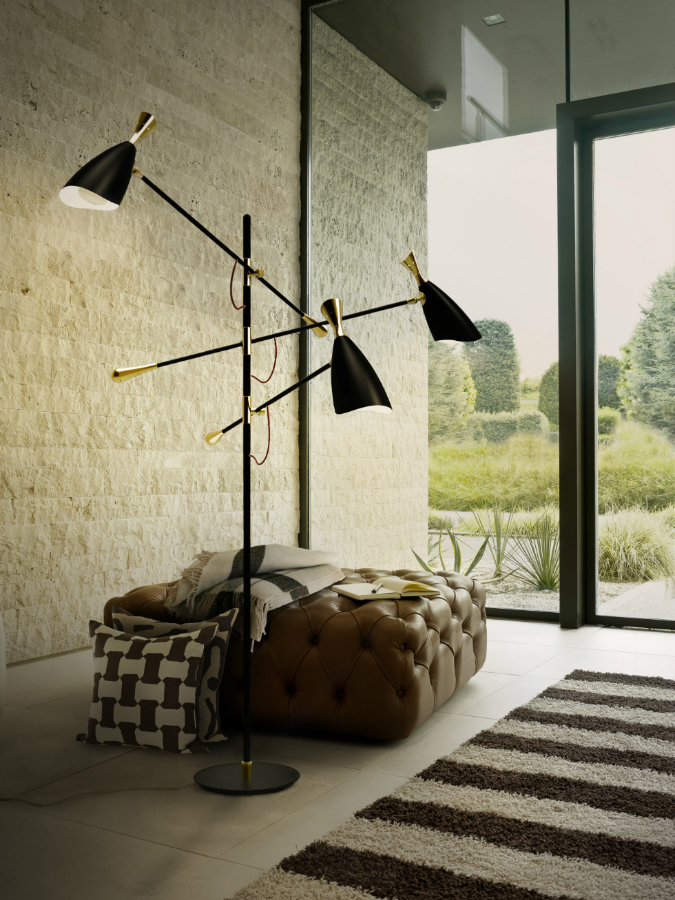 Lighting Ideas Mid-Century Lighting Ideas for the Master Bedroom Decor Feature3