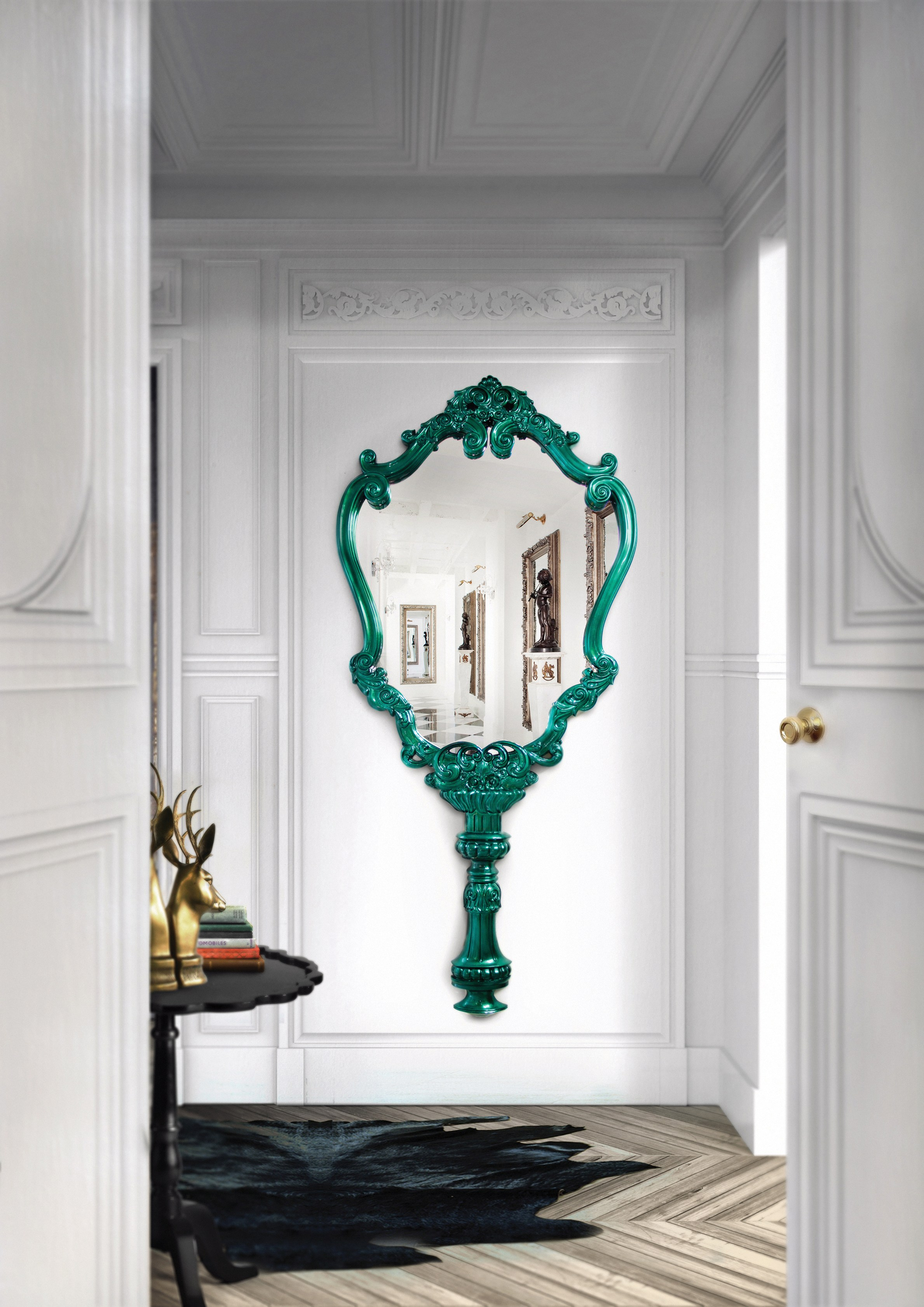 How to Decorate with Green Accents green accents How to Decorate with Green Accents How to Decorate with Green Accents1