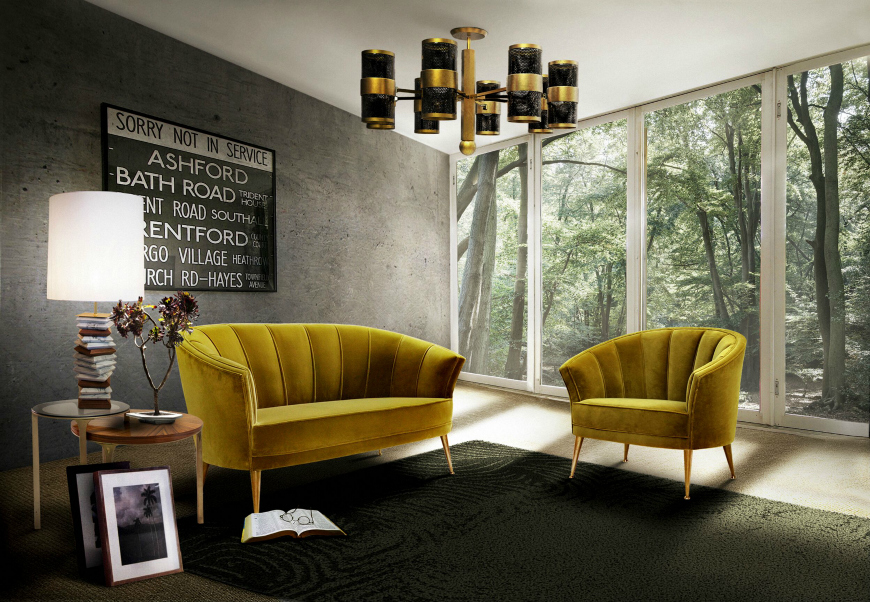 How to Decorate with Yellow Details Yellow Details How to Decorate with Yellow Details How to Decorate with Yellow Details