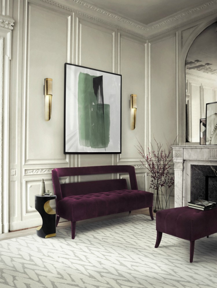 Awesome How To Decorate An Odd Corner Awkward Corners How To Decorate Awkward  Corners With Style How In This Modern Living Room ...