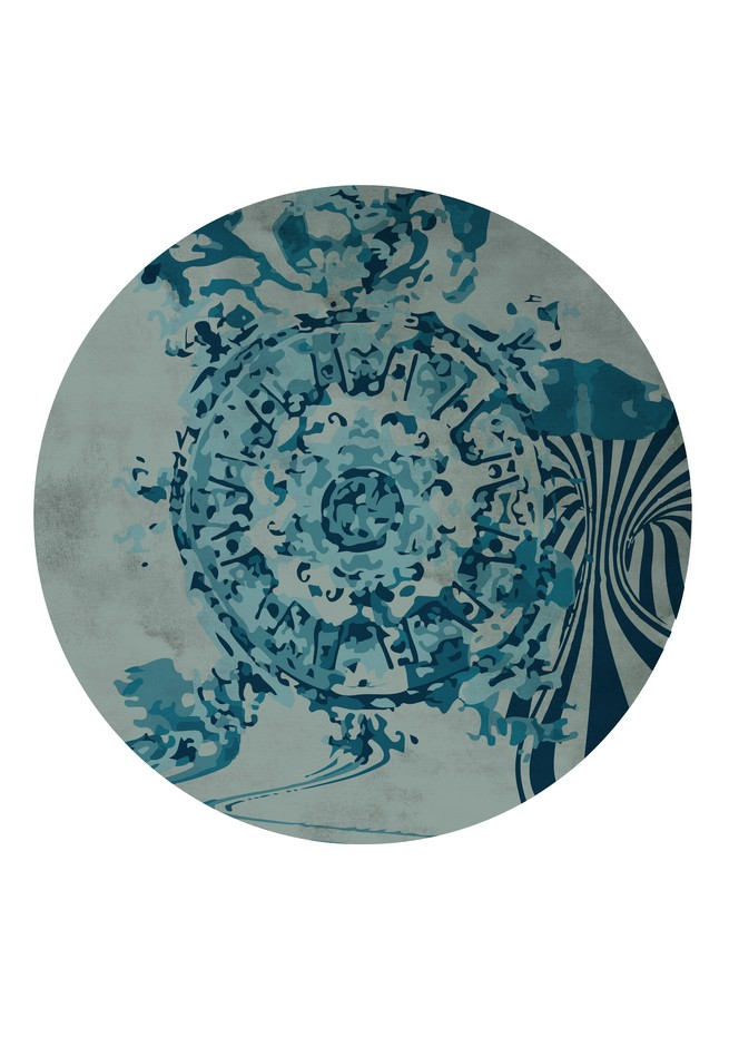 Round Rugs For A Modern Home Decor, Round Designer Rugs