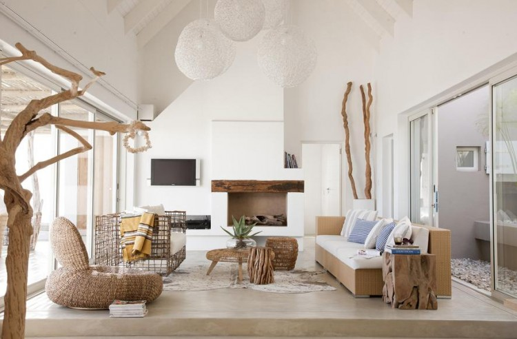 Modern Decorating Ideas For Your Beach House
