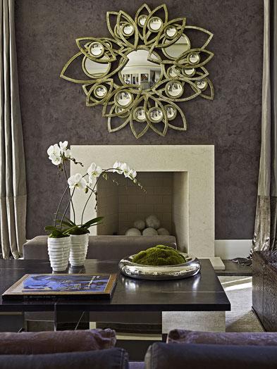 Rachel Laxer Modern Living Room Designs by Rachel Laxer Interiors SILICON VALLEY CALIFORNIA 3