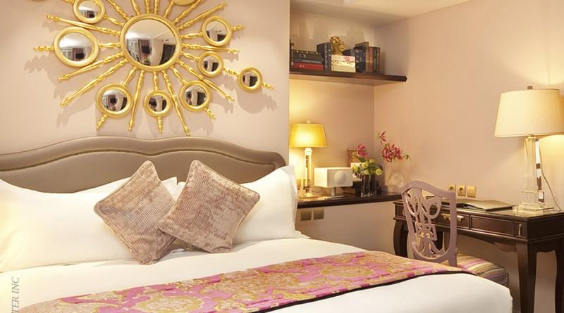 Creative Feminine Bedroom Ideas