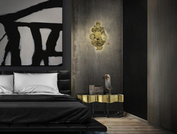 Sinuous Nightstand by Boca do Lobo