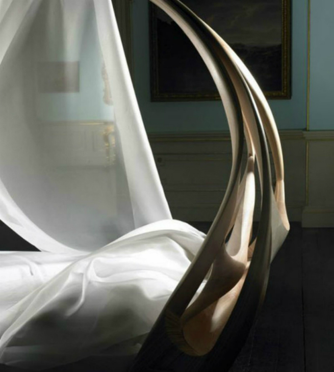 The Shocking Enignum Canopy Master Bed by Joseph Walsh joseph walsh The Shocking Enignum Canopy Master Bed by Joseph Walsh 3