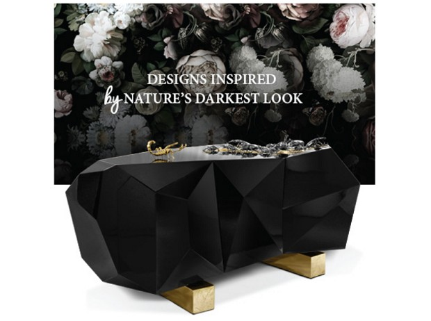 luxury design Luxury Design Inspired by The Dark Side of the Nature Luxury Design Inspired by The Dark Side of the Nature