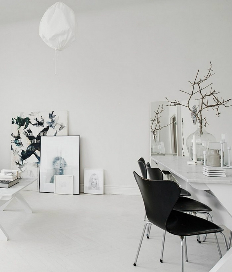 Scandinavian-apartment-dining-room Scandinavian Design Scandinavian Design Ideas for You Home Décor Scandinavian apartment dining room