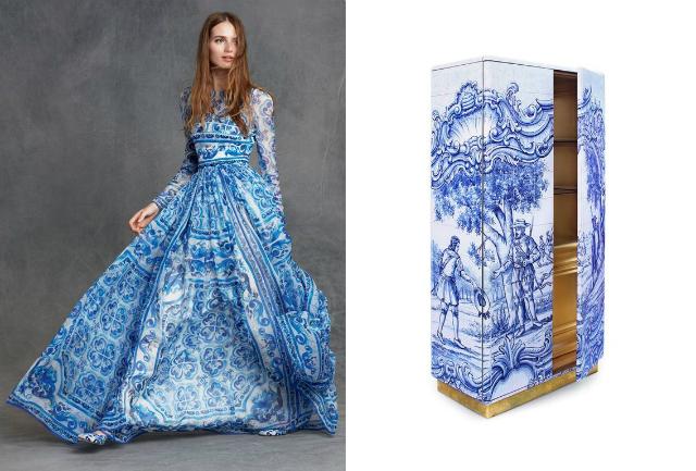Design Inspirations – Furniture and Fashion