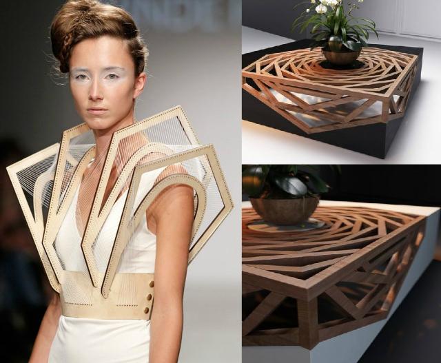 11 design inspirations Design Inspirations – Furniture and Fashion 11